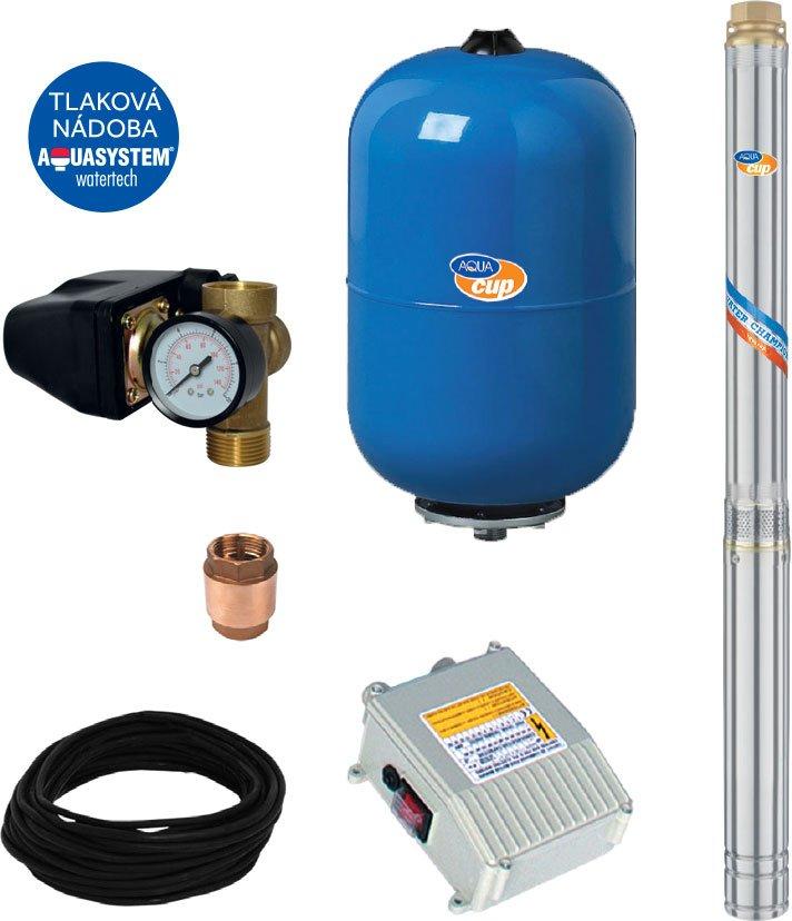 Aquacup SUB CONTROL ELECTRA 35-45/78 M
