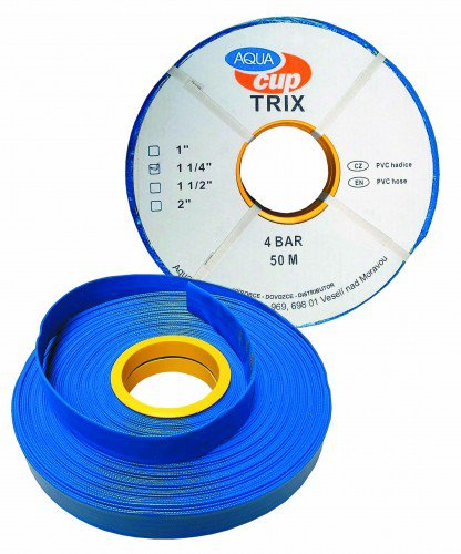 TRIX - 50 m PVC hadice s výztuží TRIX 2