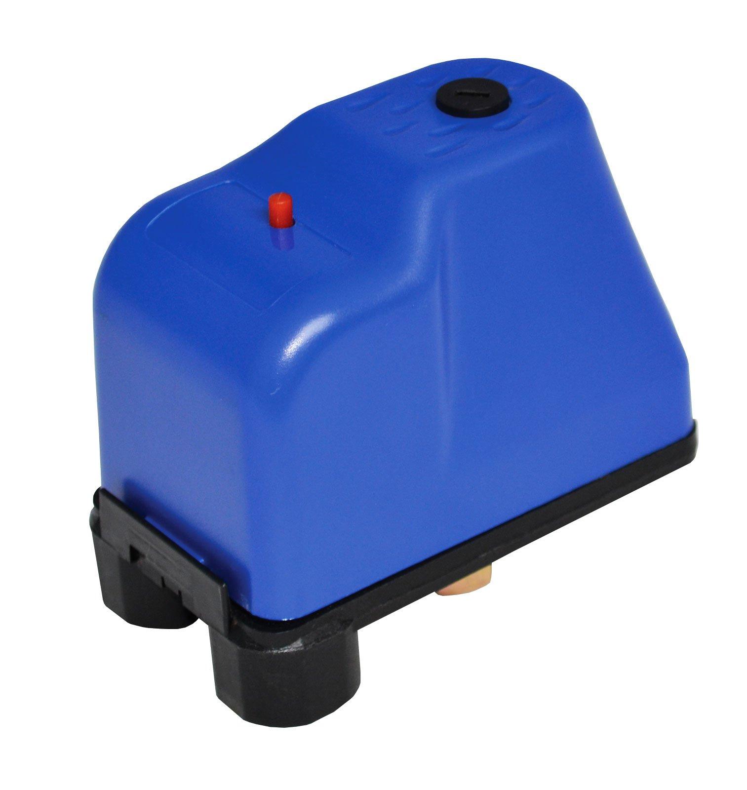 Aquacup SK 13 Inverzní tlakový spínač 230V ochrana proti chodu nasucho